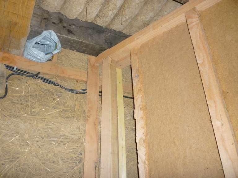 Rénovation terre et bois