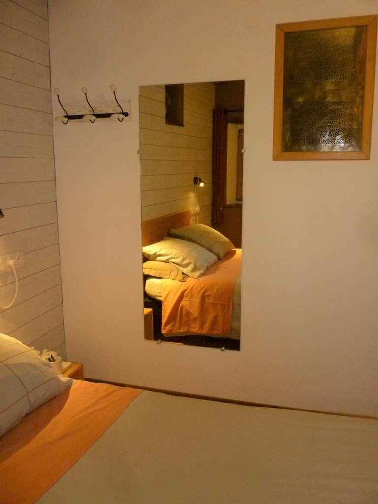 Oh mein Zimmer in diesem Spiegel!